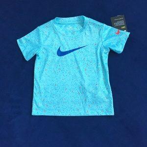 Nike Dri Fit Toddler tee NWT